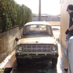 1967 mitsubishi 360 van kei 13