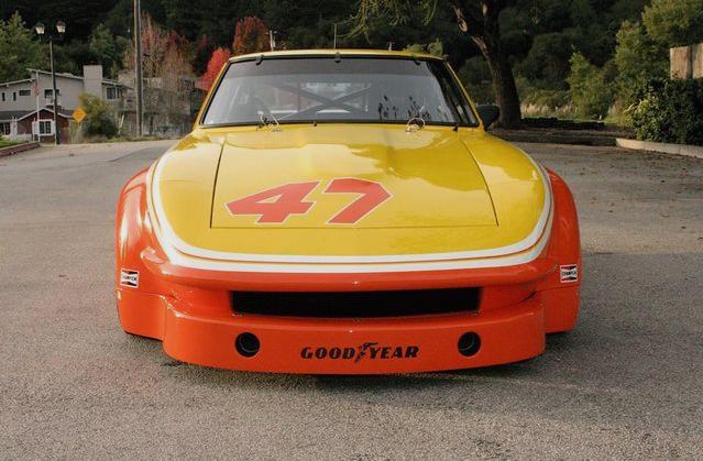 IMSA GTU Datsun 240Z Brad Frisselle04