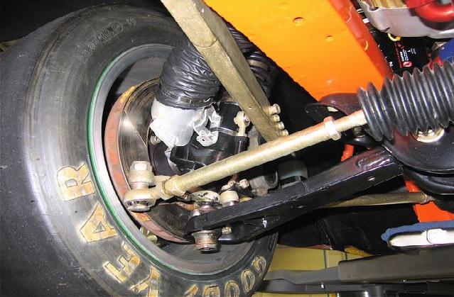 IMSA GTU Datsun 240Z Brad Frisselle08