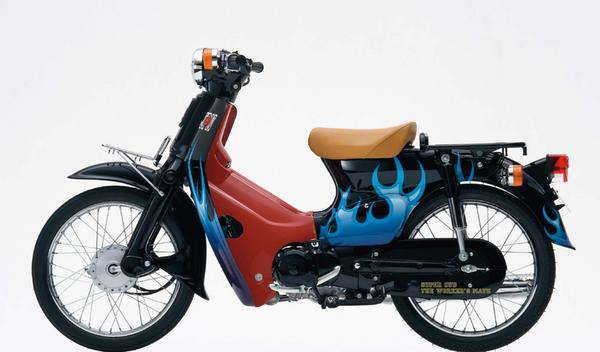 honda love cub 50 supercub16