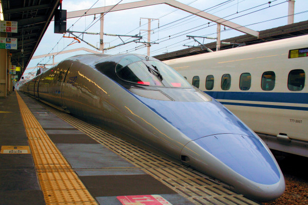 shinkansen-500-nose