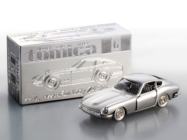 Still Cheaper Than The Real Thing Platinum Tomica Nissan