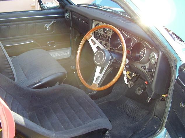 1971 honda 1300 coupe 9 04