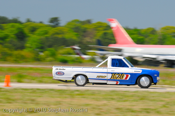 barry brown datsun 620 bonneville speed record