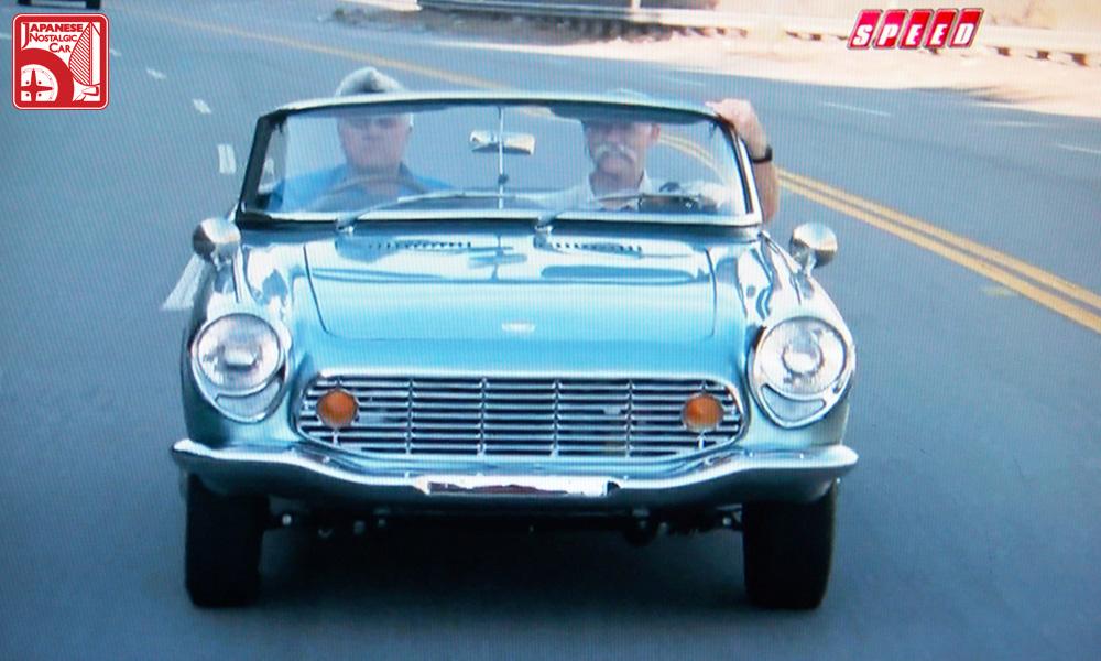 Mazda Dealership San Diego >> Jay Leno's Honda SM600 on My Classic Car | Japanese ...