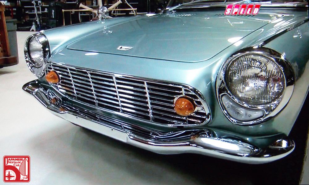 Jay Leno's Honda SM600 on My Classic Car | Japanese ...