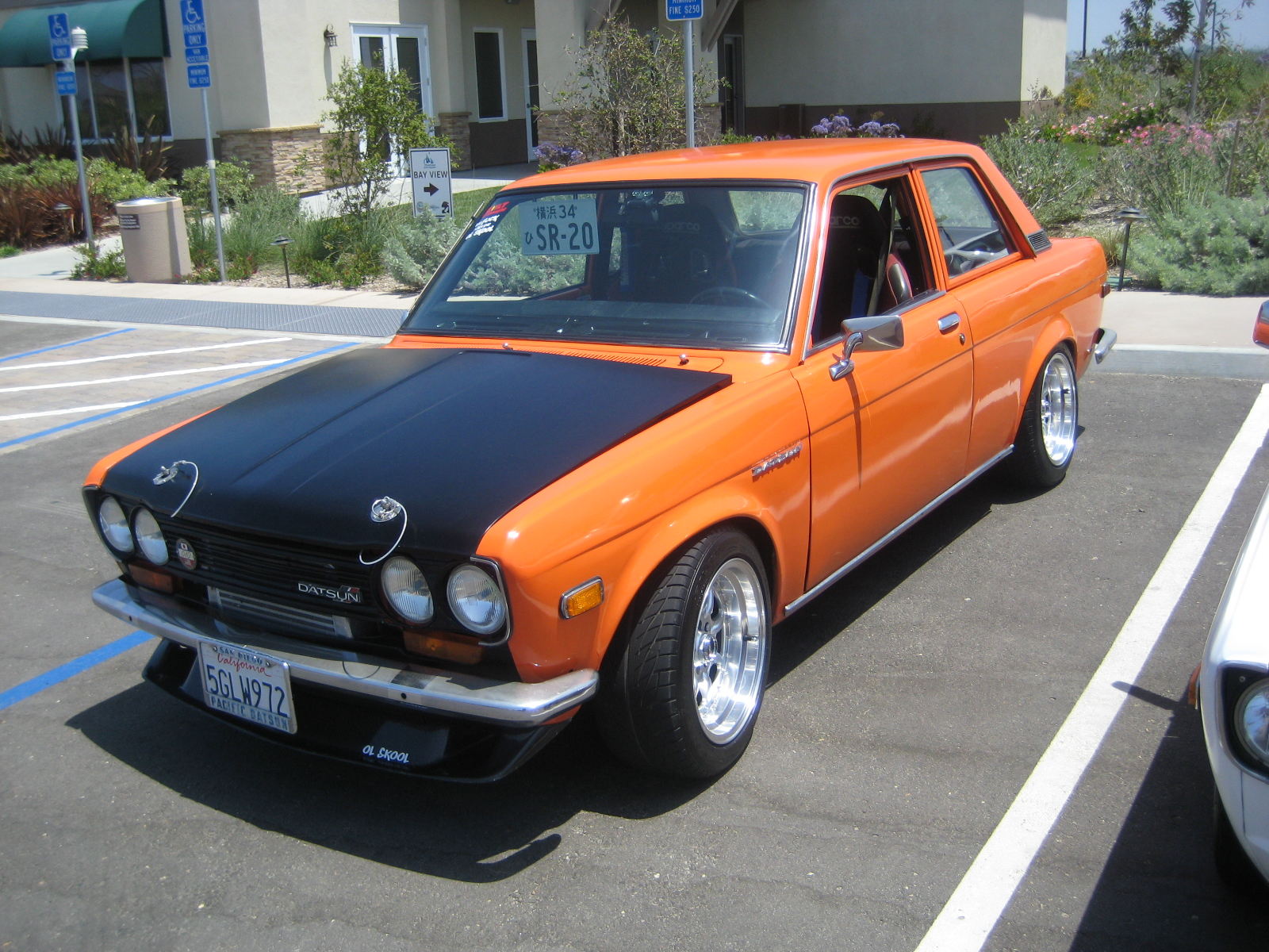 510 Day Observed, in San Diego | Japanese Nostalgic Car