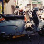 Yokohama Car Shopping Lambretta