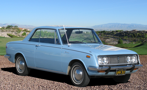 kidney anyone 2274 mile 1968 toyota corona rt52 hardtop. Black Bedroom Furniture Sets. Home Design Ideas