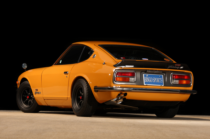 2010 Nissan Gt R Price >> Kidney, Anyone? Nissan Fairlady Z432   Japanese Nostalgic Car