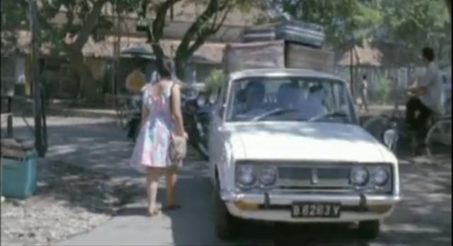 Toyota Corona Barikan Obama Anak Menteng