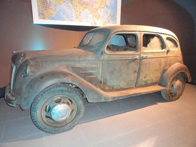 Toyota Toyoda AA Russia Louwman Museum