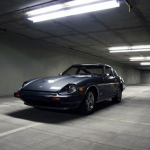 1983 Datsun 280ZX Turbo - Jade Gray 01