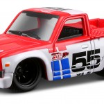maisto-55 datsun 620 - red, white, BRE