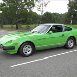 Datsun 280ZX Citrus Green01