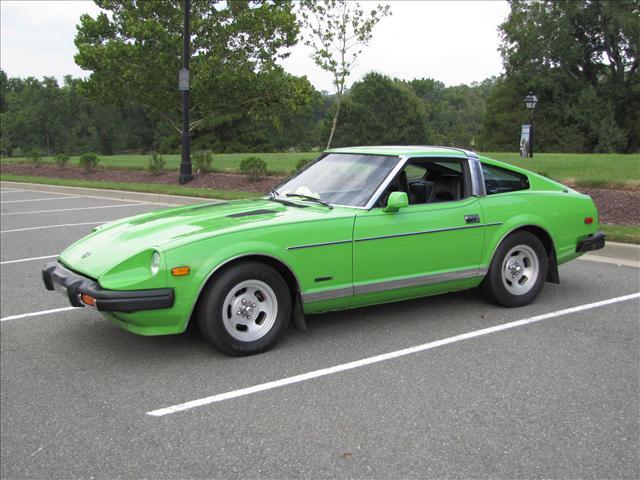 Datsun Zx Citrus Green