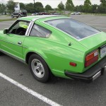 Datsun 280ZX Citrus Green02