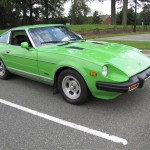 Datsun 280ZX Citrus Green03