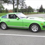 Datsun 280ZX Citrus Green04