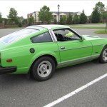 Datsun 280ZX Citrus Green05