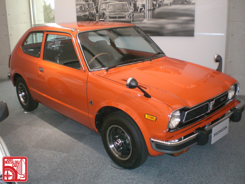 Honda Fit RS Now Road Sailing in Sunset Orange | Japanese Nostalgic Car
