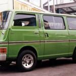 kobayashi tire & wheel - nissan caravan swb