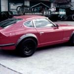 kobayashi tire & wheel - nissan fairlady 240zg