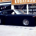 kobayashi tire & wheel - nissan laurel c130 enkei