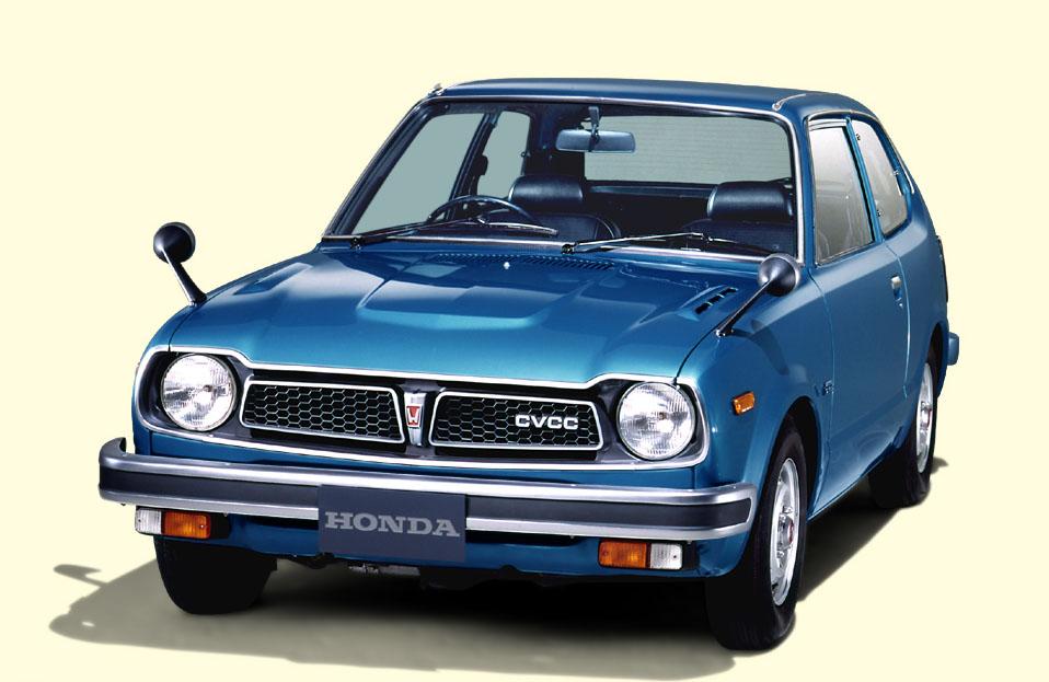 1975 Honda Civic   Japanese Nostalgic Car