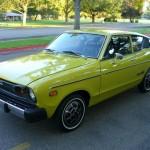 1976 Datsun B210 07