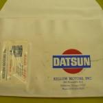 1976 Datsun B210 24