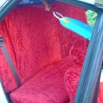MS125 Toyota Crown Chinchilla seat cover 2