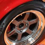 Nissan Fairlady S30 Z 240Z Tokyo Auto Salon 2011 Rays Volk TE37V