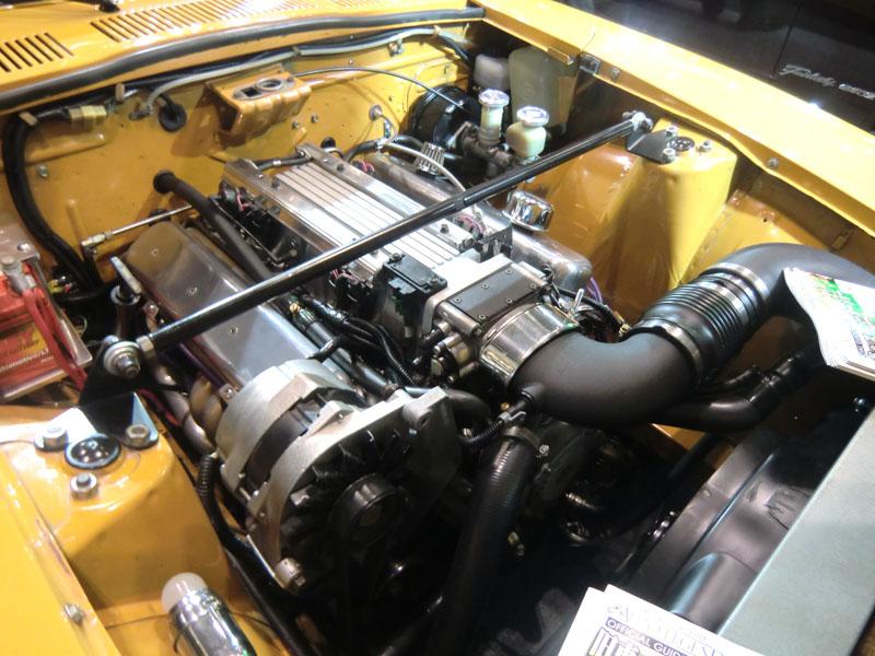 Nissan Fairlady Z S Datsun Z Rocky Auto V Tokyo Auto Salon B on Datsun Z Ford V8 Conversion Kit