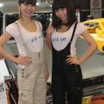 Old Car Girl Tokyo Auto Salon 2011 01