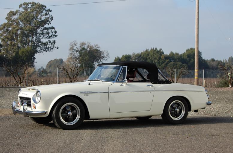 Kidney, Anyone? 1967½ Datsun 2000 Fairlady Roadster ...