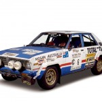 1978 Nissan Datsun Stanza PA10 Southern Cross Rally