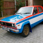 1979 Nissan Datsun Stanza PA10 Southern Cross Rally 01