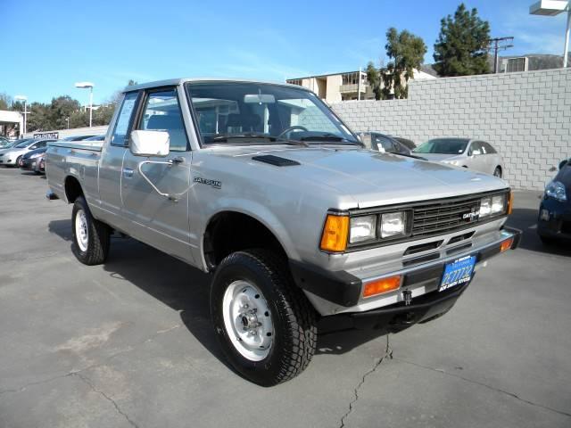 1982 Datsun 720 King Cab Pickup003