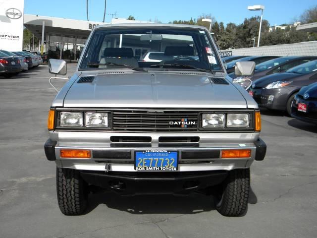 Bob King Mazda >> Kidney, Anyone? 38,000-Mile Datsun 720 King Cab Pickup | Japanese Nostalgic Car