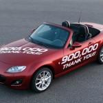 Mazda MX-5 Miata 900,000th 03