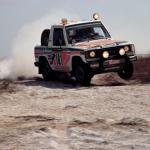 1983 Mitsubishi Pajero Dakar 01