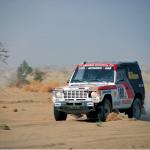 1985 Mitsubishi Pajero Dakar 01