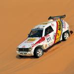 1992 Mitsubishi Pajero Dakar 01