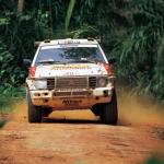 1992 Mitsubishi Pajero Dakar 02