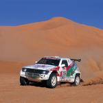 1993 Mitsubishi Pajero Dakar 01