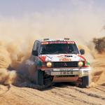 1997 Mitsubishi Pajero Dakar 01