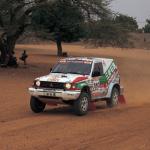 1997 Mitsubishi Pajero Dakar 02