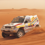 1998 Mitsubishi Pajero Dakar 01