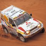 1998 Mitsubishi Pajero Dakar 02